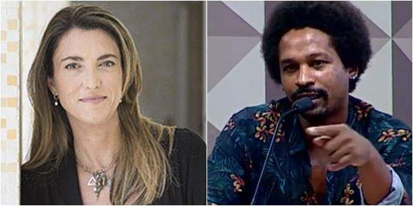 Patrícia Campos Mello Hans Nascimento