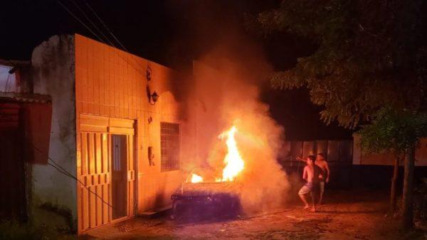 policial militar fogo ceará