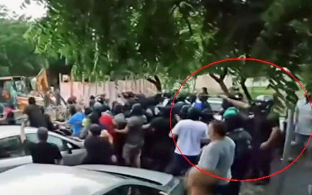 policial atira cid gomes