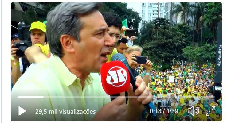 vídeo midia brasileira