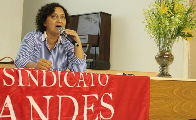 Rondonópolis UFR adere greve março greve