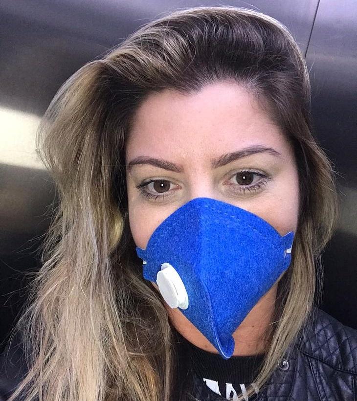 Ana Patrícia Bezerra Moura coronavírus