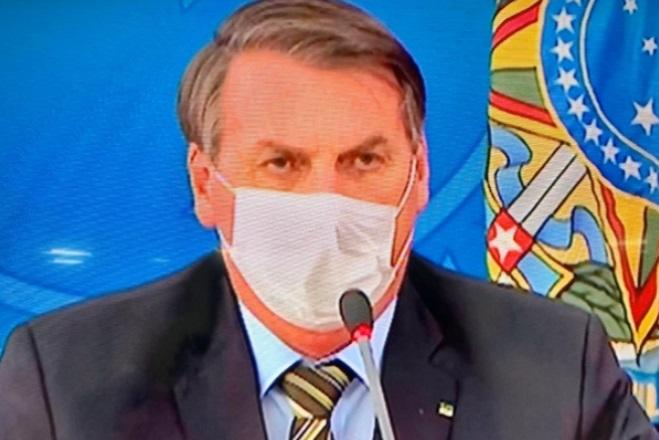 bolsonaro pandemia coronavírus satanás