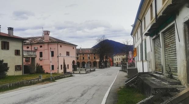 povoado italiano coronavírus Vo' Euganeo