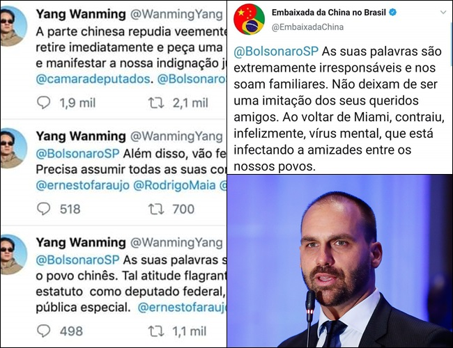 eduardo bolsonaro china vírus mental