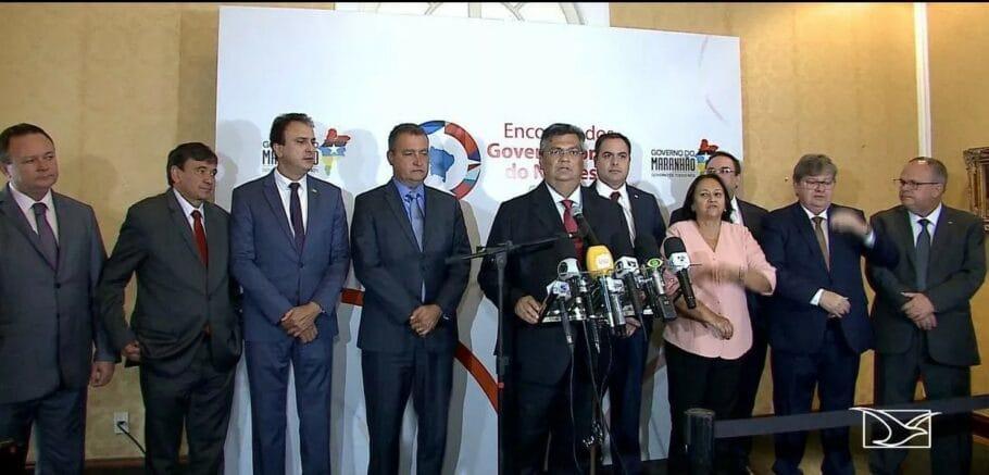 Governadores do Nordeste