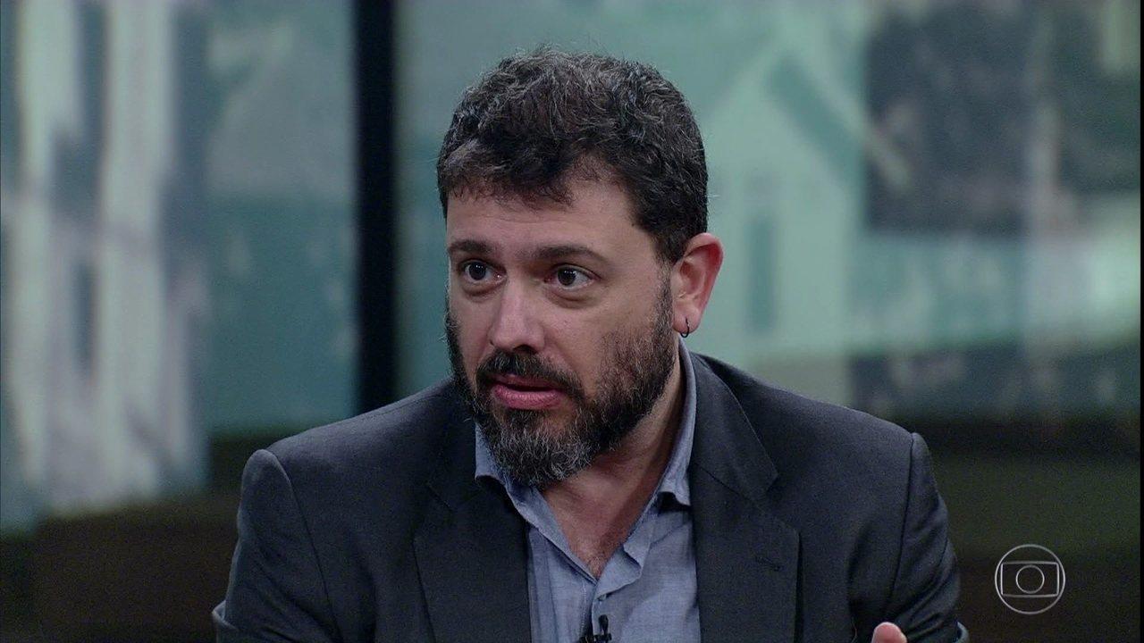 Pedro Doria coronavirus