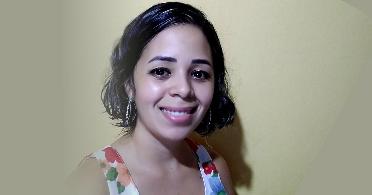 A professora Shellyda Duarte