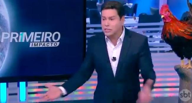 sbt apresentador Marcão do Povo campo de concentração coronavírus bolsonaro