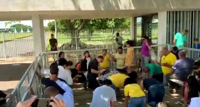 Bolsonarismo fanatismo religioso destruição civilizacional do Brasil índios cultura