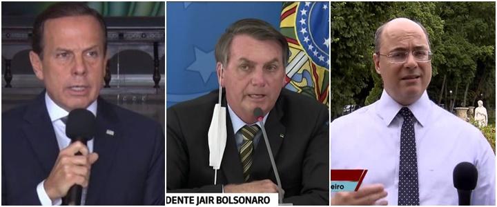 doria bolsonaro witzel datafolha