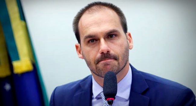 carta eduardo bolsonaro ruralistas china soja