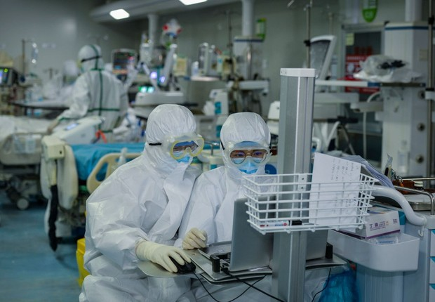 cientistas coronavírus mutação