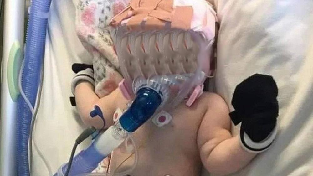 bebê coronavírus