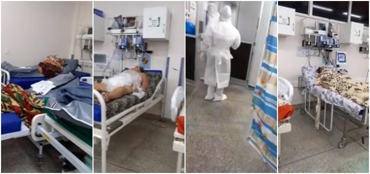 hospital manaus coronavírus