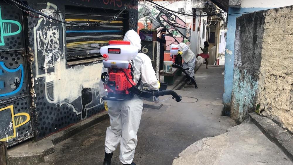 coronavírus favela negros pobres