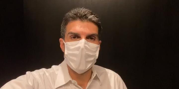 Helder Barbalho coronavirus