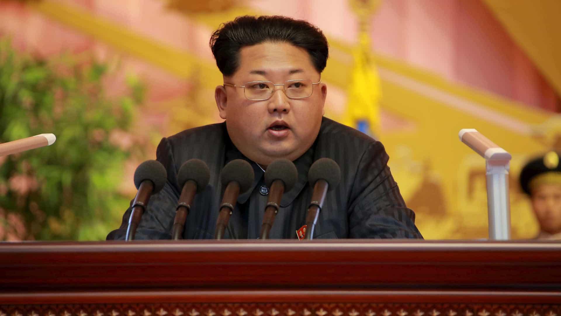 Kim Jong-un coronavírus