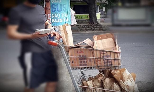 lutas solidárias em meio a pandemia coronavírus pobreza fome