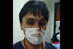 medico-atacado-paciente-coronavirus