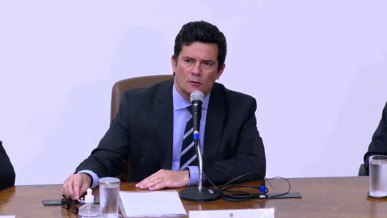 Moro Bolsonaro demissão