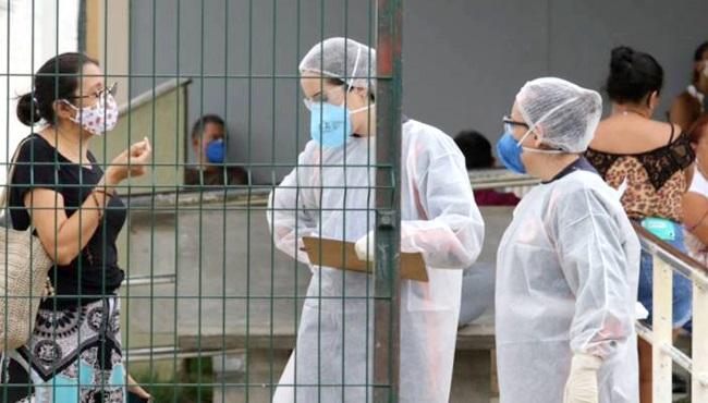 pessoas morrerão nas ruas secretário de saúde do Ceará coronavírus