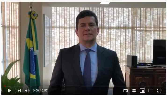 Sergio Moro demissão bolsonaro