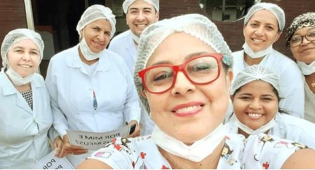 brasil perdeu enfermeira itália espanha europa coronavírus