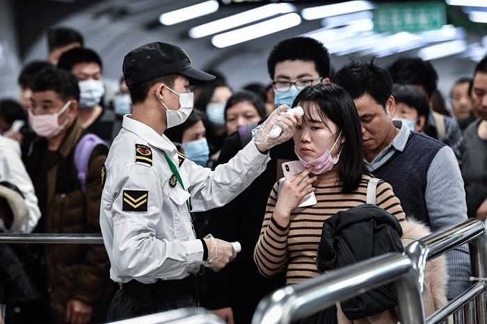 china coronavírus
