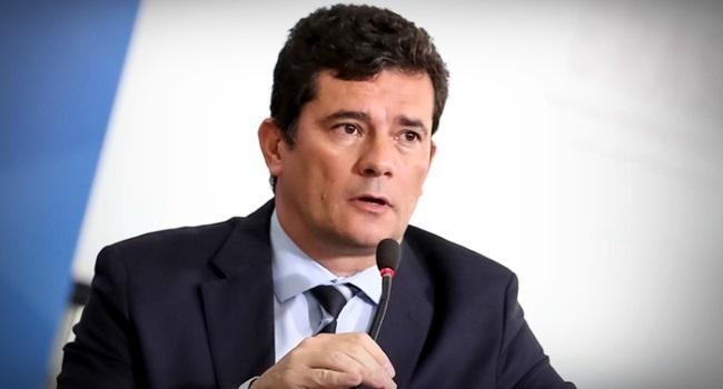 Depoimento Moro Bolsonaro na Polícia Federal polvadeira