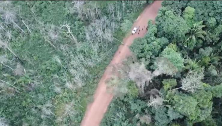 emboscada policiais amazônia