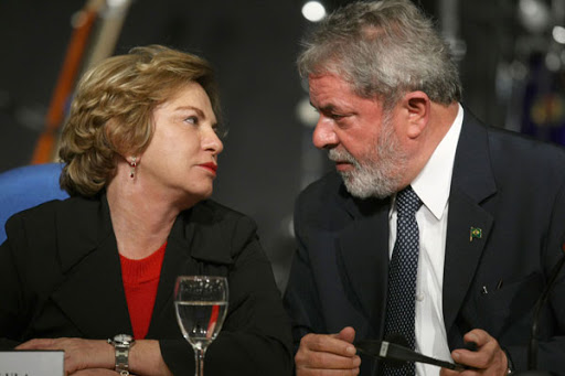 Lula Marisa Letícia
