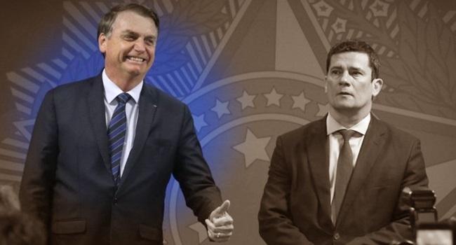 Moro ressuscitou Bolsonaro direita governo ignorância