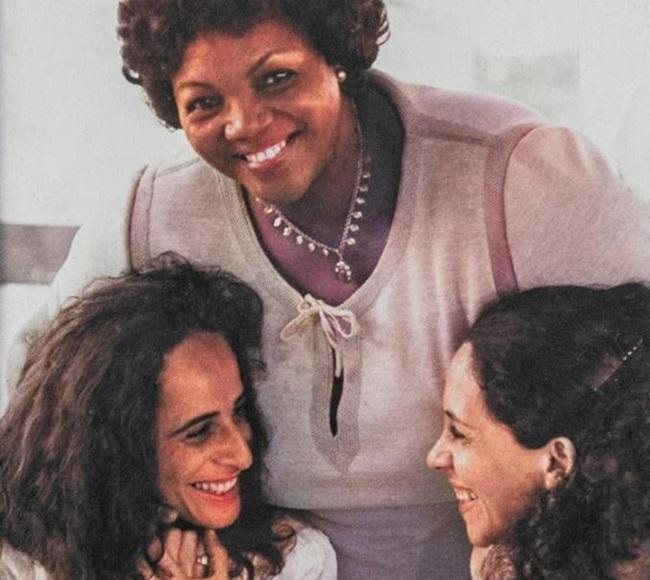 mulheres no samba Dona Ivone Lara Maria Bethânia Gal Costa