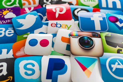 Ícones de Redes sociais (Reprodução)