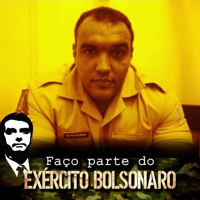 Ricardo Valentim isolamento social