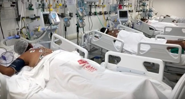 São Luís cidades Maranhão lockdown colapso hospitalar coronavírus