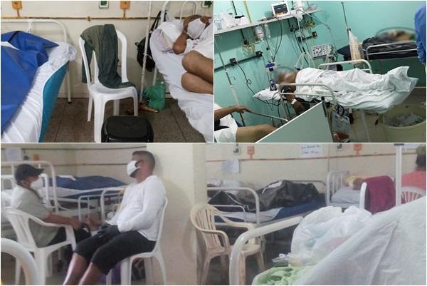 pacientes coronavírus corpos amapá