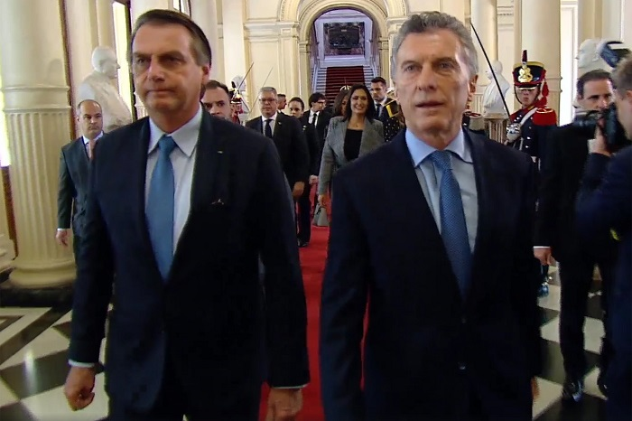 Bolsonaro Macri
