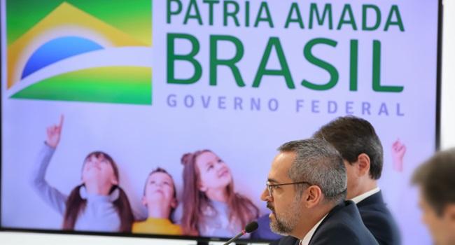 ministério sem educador Weintraub governo bolsonaro