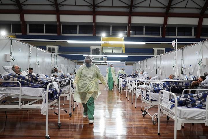 coronavírus mortes brasil