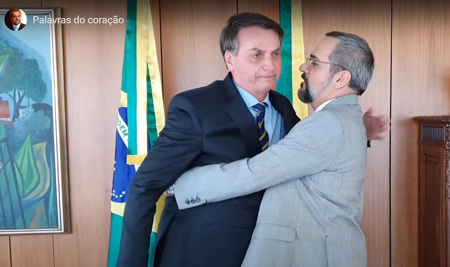 Weintraub Bolsonaro