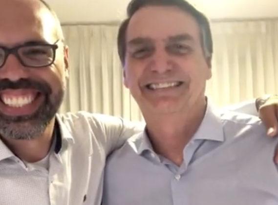 blogueiro Allan dos Santos bolsonaro