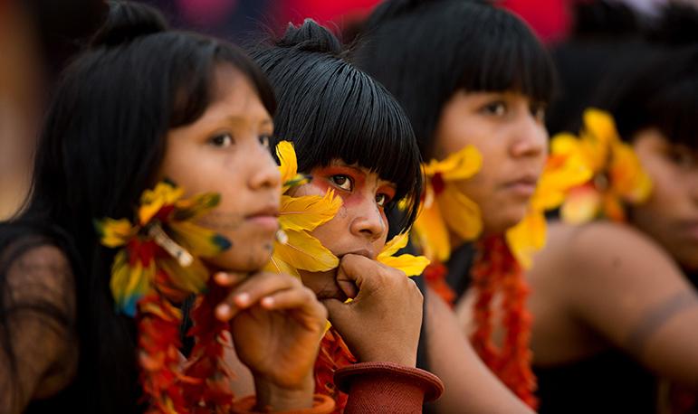 bolsonaro indígenas