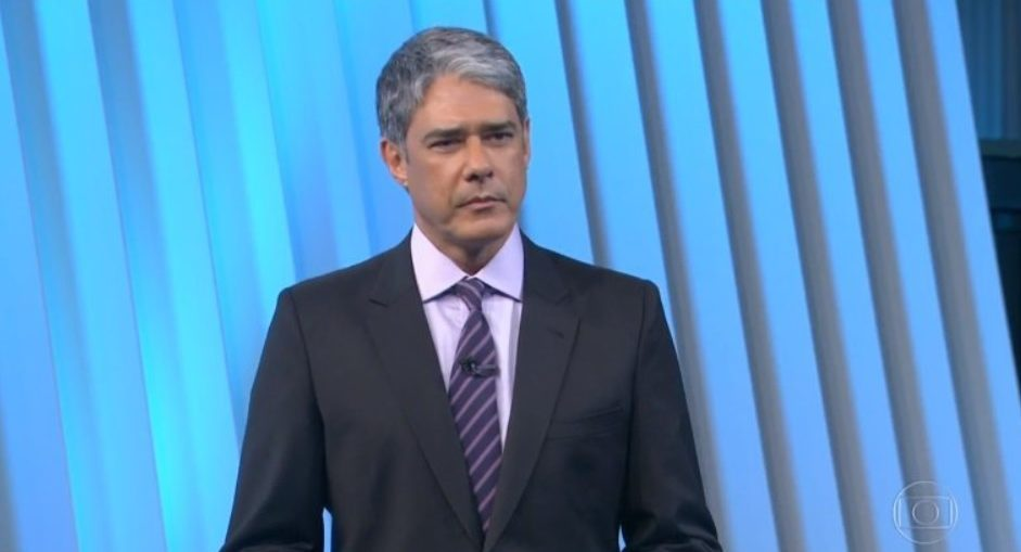 william bonner globo campanha deslikes