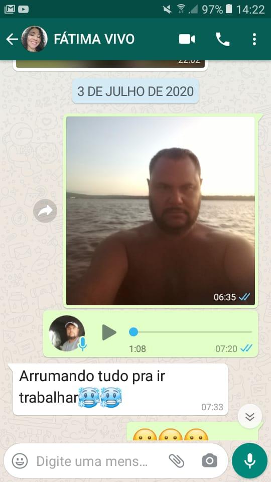 caminhoneiro rio amazonas desaparecido