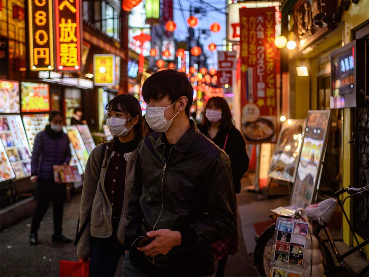 coronavírus japão