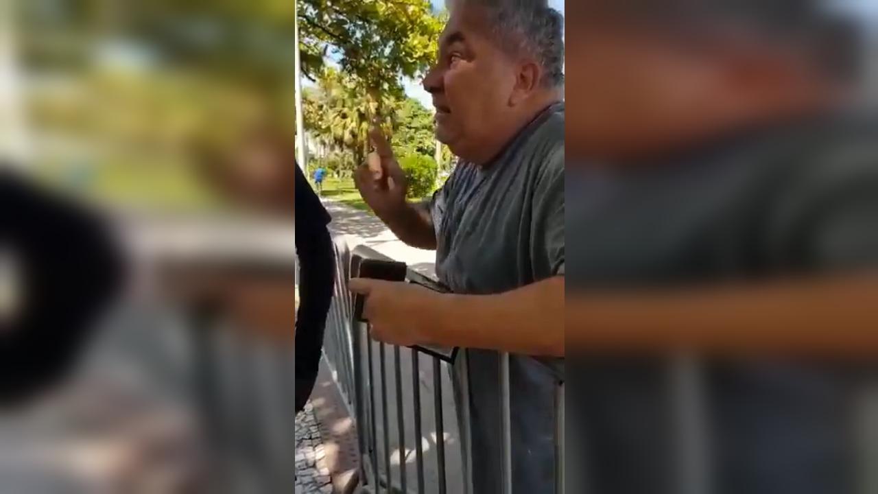 desembargador humilha guardas