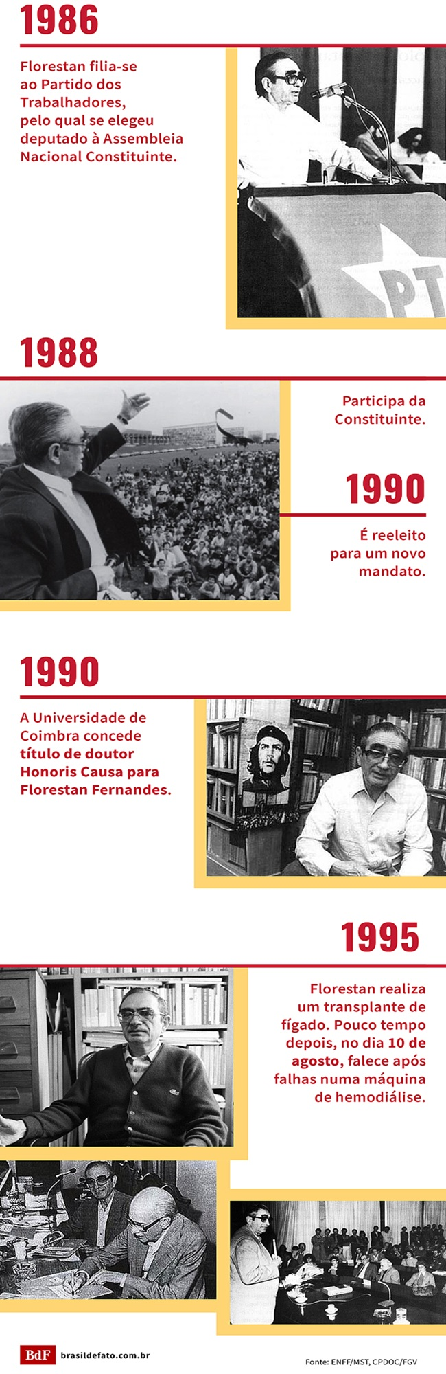 Florestan Fernandes complexidade intelectual a serviço do povo