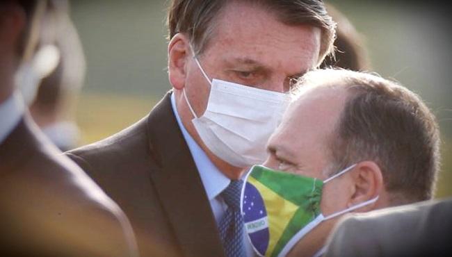 forças armadas governo bolsonaro saúde coronavírus